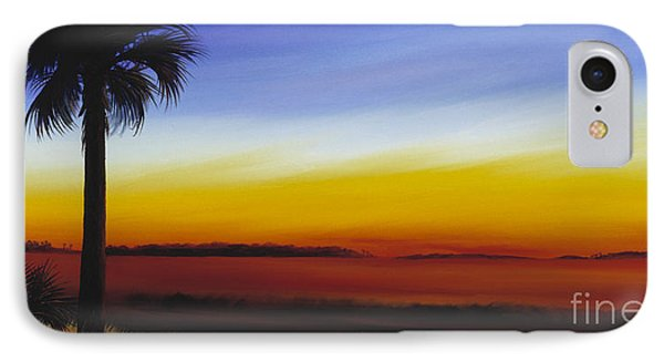 Island River Palmetto Phone Case by James Christopher Hill