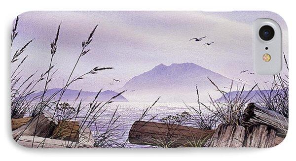 Island Splendor Phone Case by James Williamson