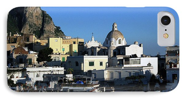 Isle Of Capri - Skyline IPhone Case