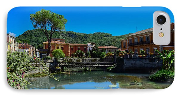 IPhone Case featuring the photograph Isola Del Liri by Dany Lison