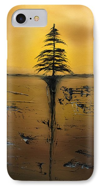 Isolation IPhone Case by Rob Tullis
