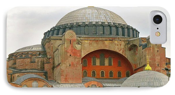 IPhone Case featuring the photograph Istanbul Dome by Munir Alawi