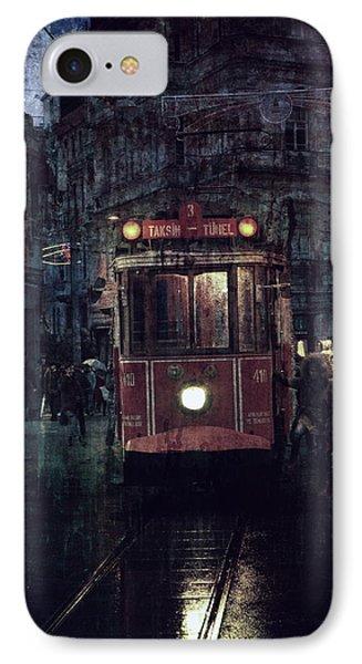 Istanbul IPhone Case by Vittorio Chiampan