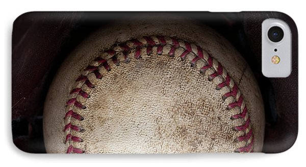 It Ain't Over Till It's Over - Yogi Berra IPhone 7 Case by David Patterson