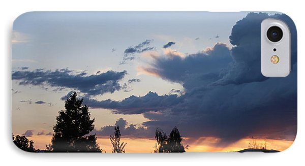 IPhone Case featuring the photograph It Cometh by Marie Neder