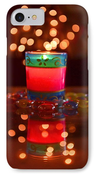 IPhone Case featuring the photograph It Feels Like Christmas II by Rima Biswas