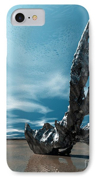 It Fell To Earth IPhone Case