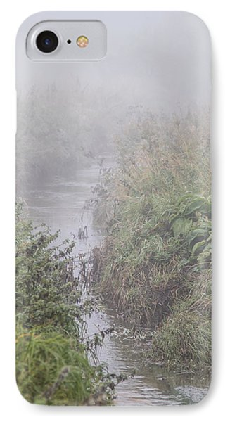 IPhone Case featuring the photograph It Flows From The Mist by Odd Jeppesen