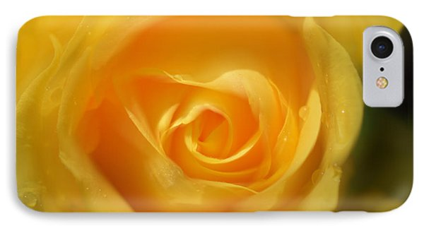 IPhone Case featuring the photograph It Is At The Edge Of The Petal That Love Waits by Douglas MooreZart