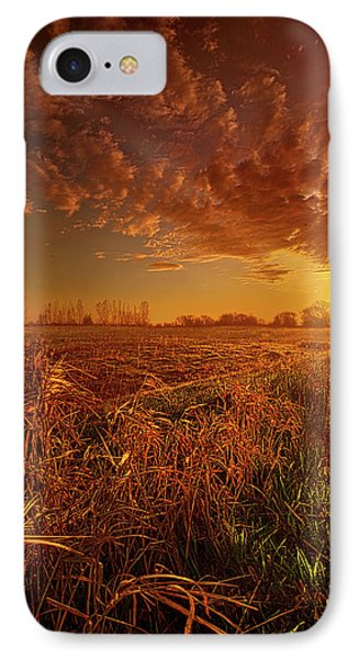 IPhone Case featuring the photograph It Just Is by Phil Koch