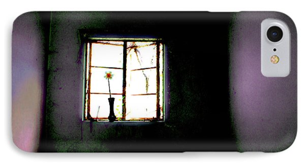 IPhone Case featuring the photograph It Was Her Room... by Gray  Artus