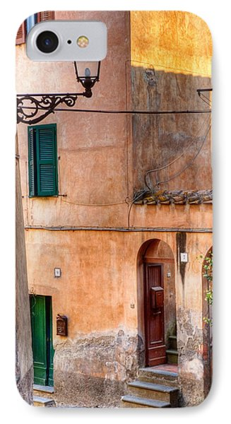 Italian Alley IPhone 7 Case