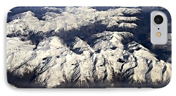 Italian Alps IPhone Case by David and Lynn Keller