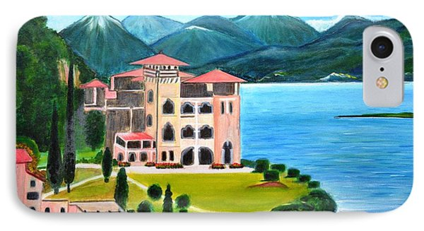 Italian Landscape-casino Royale IPhone Case