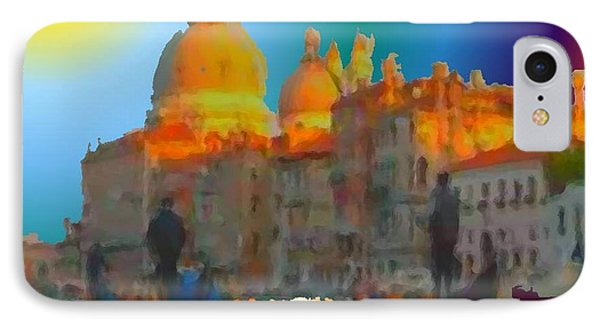 Italian Sunrise IPhone Case