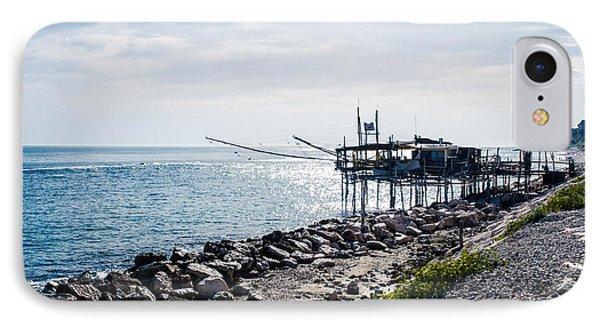 Italy - The Trabocchi Coast 2  IPhone Case by Andrea Mazzocchetti