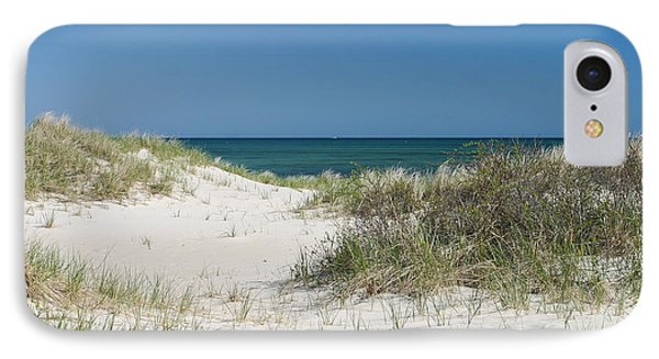 It's A Cape Cod Kind Of Day IPhone Case by Michelle Wiarda