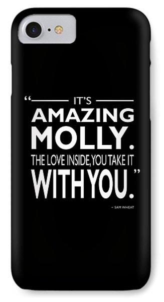 Its Amazing Molly IPhone Case
