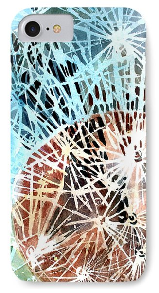 Its Dandelion Magic IPhone Case by Mindy Newman