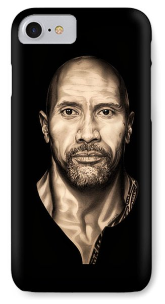 It's Game Time IPhone Case by Fred Larucci