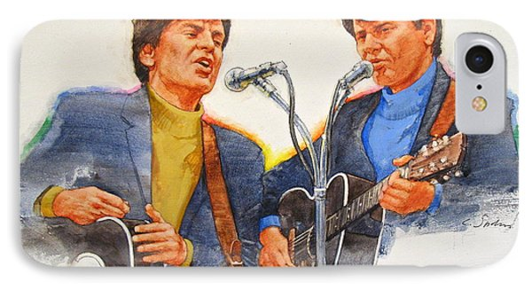 Its Rock And Roll 4  - Everly Brothers IPhone Case