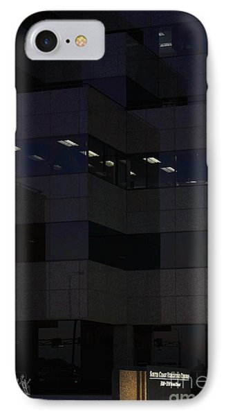 IPhone Case featuring the photograph i've got Company by Viktor Savchenko