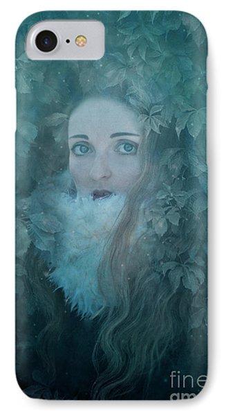 IVY IPhone Case by Agnieszka Mlicka