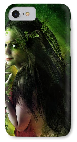 Ivy Phone Case by Mary Hood
