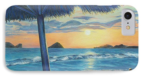 IPhone Case featuring the painting Ixtapa by Susan DeLain