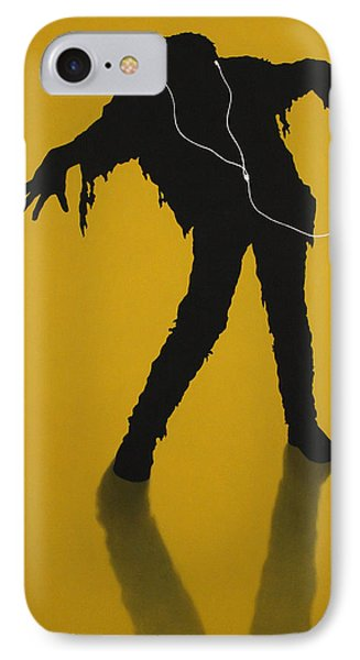 iZombie Phone Case by James W Johnson