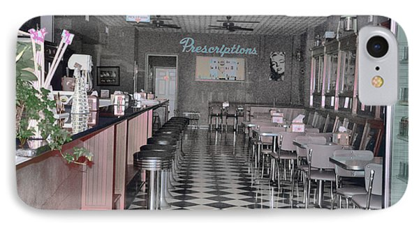 Izzo's Drugstore IPhone Case by Jan Amiss Photography