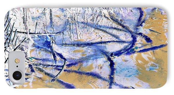 Blue Mangrove IPhone Case