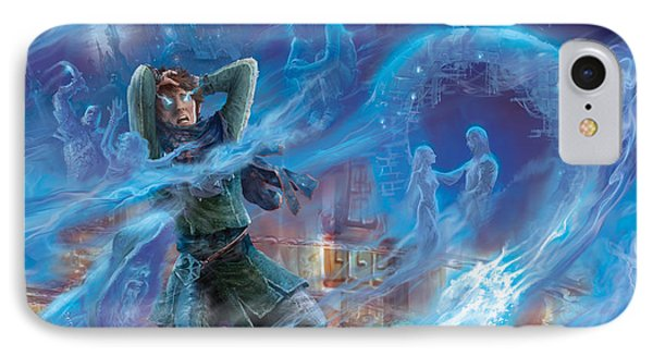 Jace's Origin IPhone Case by Ryan Barger