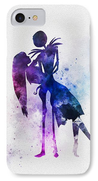 Jack And Sally IPhone Case