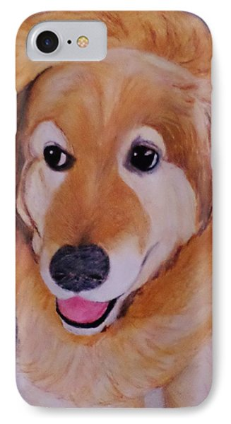 Jack Ready To Go IPhone Case by Christy Saunders Church