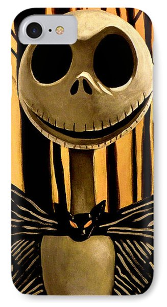 Jack Skelington IPhone 7 Case