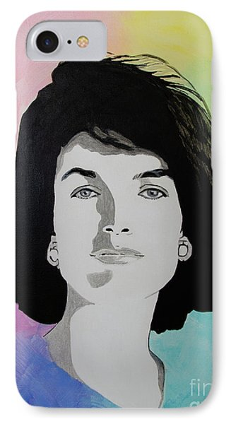Jackie Kennedy IPhone Case