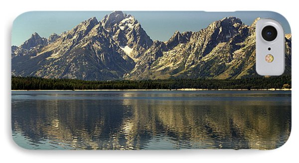 Jackson Lake 2 Phone Case by Marty Koch