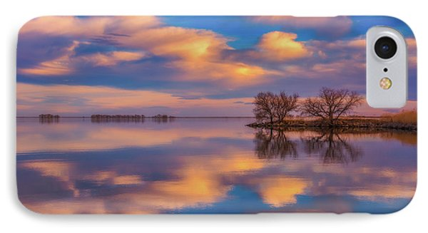 IPhone Case featuring the photograph Jackson Lake Sunset by Darren White