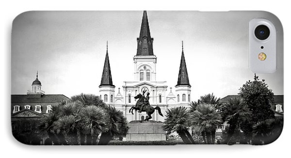 Jackson Square 2 IPhone Case by Perry Webster