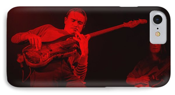 Jaco On Air - Red Phone Case by Philippe Taka