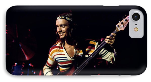 Jaco Pastorius - Weather Report D2 IPhone Case by Vintage Rock Photos