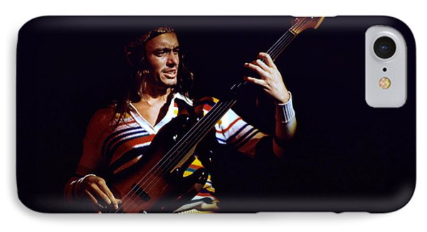 Jaco Pastorius - Weather Report D4 IPhone Case by Vintage Rock Photos