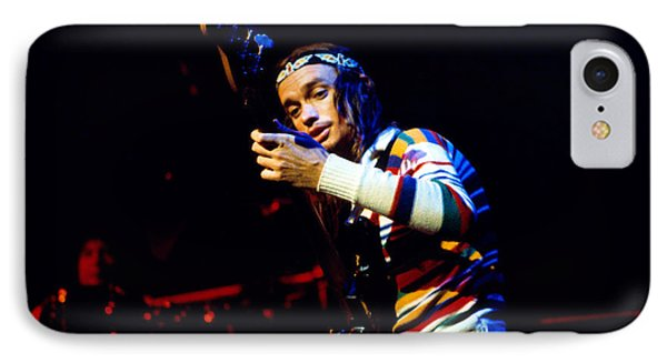 Jaco Pastorius - Weather Report D5 IPhone Case by Vintage Rock Photos