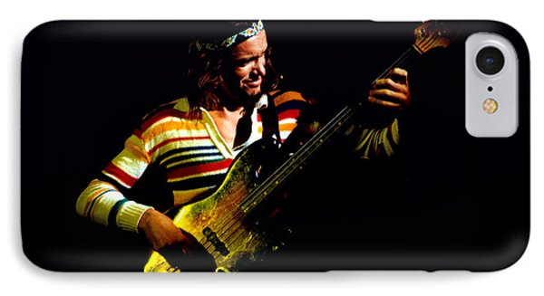 Jaco Pastorius - Weather Report D6 IPhone Case by Vintage Rock Photos