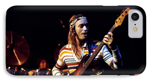 Jaco Pastrius - Weather Report D1 IPhone Case by Vintage Rock Photos