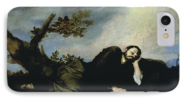 Jacobs Dream IPhone Case by Jusepe de Ribera