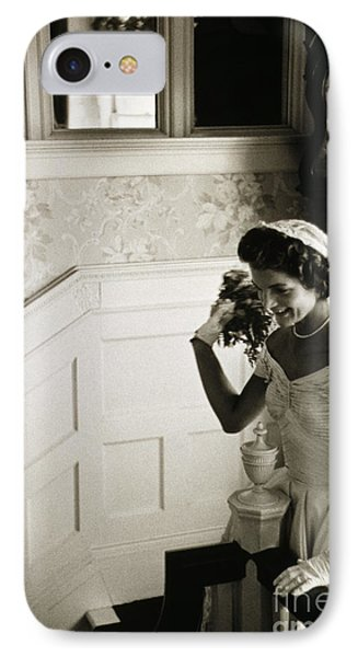 Jacqueline Kennedy Phone Case by Granger