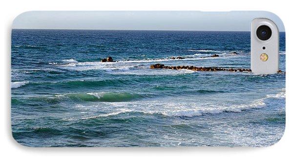 Jaffa Beach 10 IPhone Case by Isam Awad