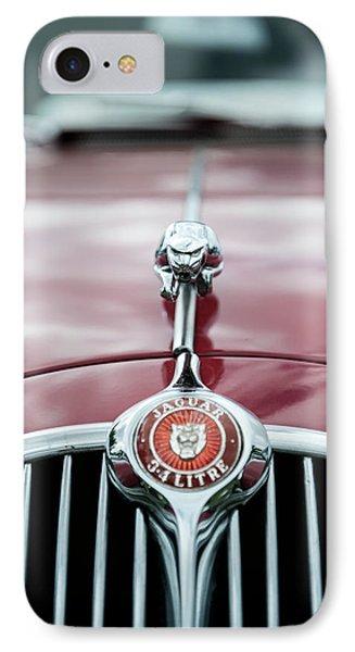 Jaguar Grille IPhone Case